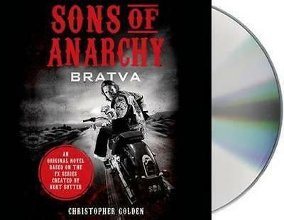 NEW Sons of Anarchy By Christopher Golden Audio CD Free Shipping
