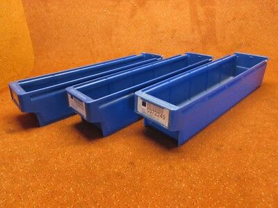 PERSTOP 9121 15x lagerbox stapelbox Stacking Containers Sorting Box 500 x 115