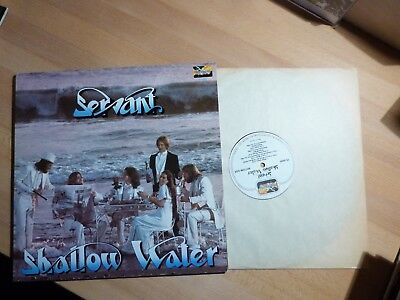 "12"" LP Foc - Xian - Servant - Shallow Water - Tunismith TS 6000 - Rock"
