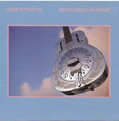 DIRE STRAITS Brothers In Arms CD - New