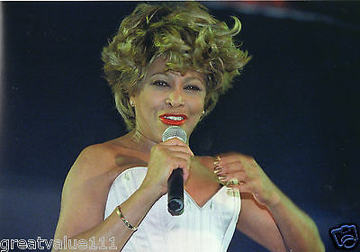 Tina Turner Photo 1996 Exclusive Image Close Up  Photo Unreleased To Public Gem