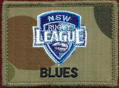 State of Origin Patch - NSW