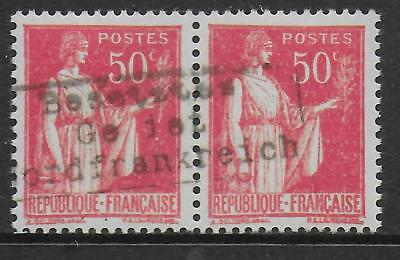 German Occupation France stamps 1940 MI 3I signed MNH VF
