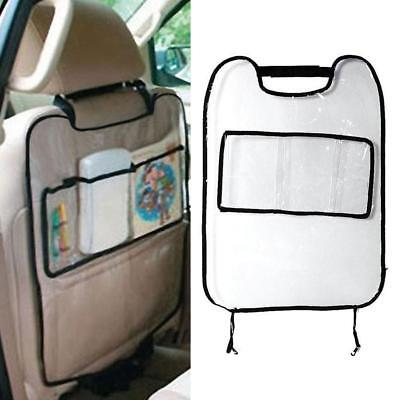 Car Seat Back Protector Cover For Children Baby Kick Mat Protect Storage Bag #SS