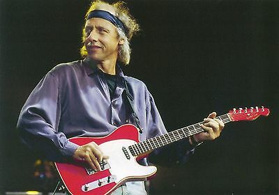 Mark Knopfler Dire Straits Photo 1991 Unique Unreleased Image Huge12 Inch Rarity