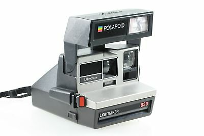 Polaroid LM Program Lightmixer 630 Sofortbildkamera Kamera