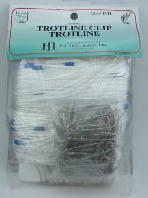 F J Neil TCTL Trot Line 150 ft. With Clips 23580