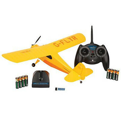 Hobbyzone Champ RTF 2.4GHz RC Airplane w/ Transmitter / Batteries / Charger