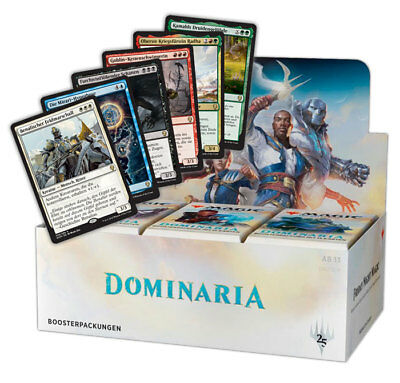 Magic the Gathering Dominaria Karten Mythic Rare Mint deutsch MtG Cards