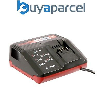 Einhell Power X CAMBIAMENTO 18V Ioni di litio FAST CHARGER einpxcharger