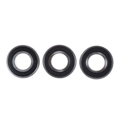 6004-2RS Bearing 20mm x 42mm x 12mm  Double Side Sealed Ball Bearing