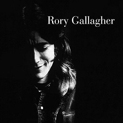 Rory Gallagher - Rory Gallagher [New CD] UK - Import