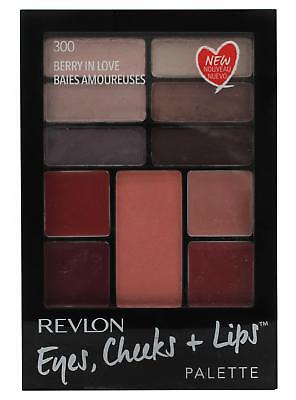 Revlon Eyes, Cheeks + Lips Fard donna Set | cod. M558428 IT