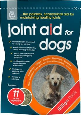 GWF Nutrition - Joint Aid Dog Joint Supplement x Size: 500 Gm