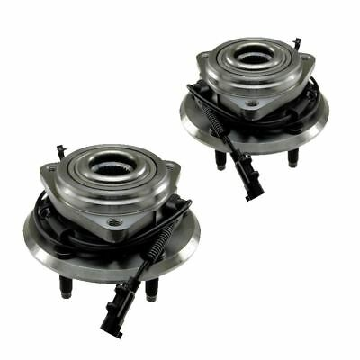 Dodge Nitro 2006-2012 Front Hub Wheel Bearing Kits Pair