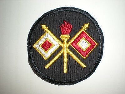 Wwii Us Army Signal Corps Patch (Reproduction)