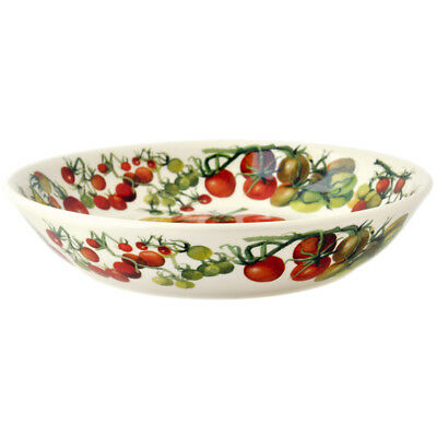 Emma Bridgewater Vegetable Garden Tomato Medium Pasta Bowl NEW