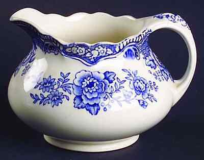 Crown Ducal BRISTOL BLUE Creamer 91493