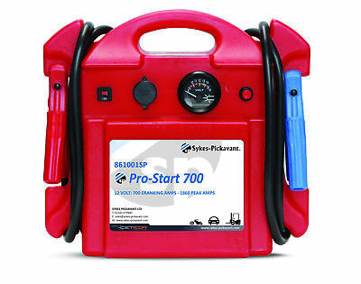 sykes-pickavant 861001sp PRO-START 700 batteria Booster Pack