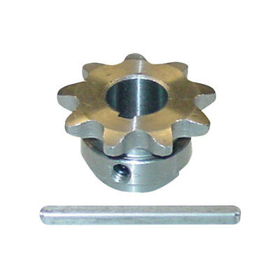 "Ampflow Sprocket and Key for 3"" Motors"