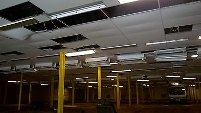 false ceiling sheets commercial size shown 50p each