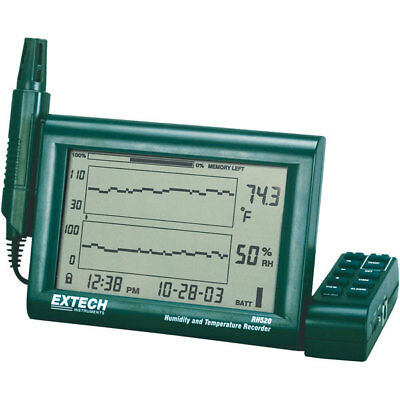 Extech RH520A Thermo Hygrometer Logger