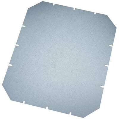 Fibox MP3429 Metal Mounting Plate 315 x 265mm