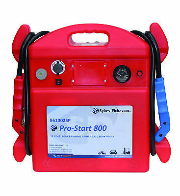 sykes-pickavant 861002sp PRO-START 800 Batteria Booster Pack