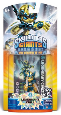 Skylanders Giants: Lightcore Character Pack Legendary Chill (Wii/PS3/Xbox 360/3D