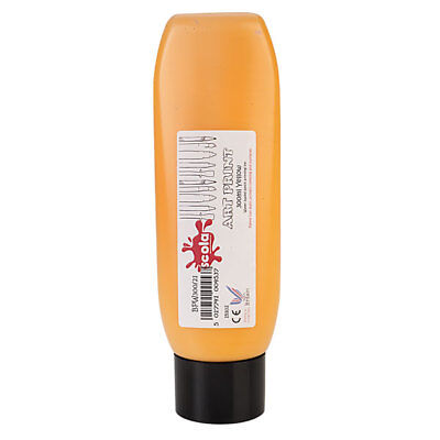 Scola BPW300/21 Block/Lino Printing Ink 300ml Solids Bright Yellow