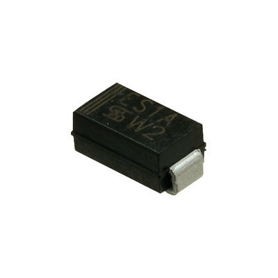 Taiwan Semiconductor SK34A E3 3A 40V SMD Schottky Rectifier Diode