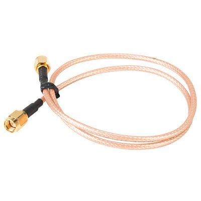 TruConnect 0.5m Double Screened SMA Cable