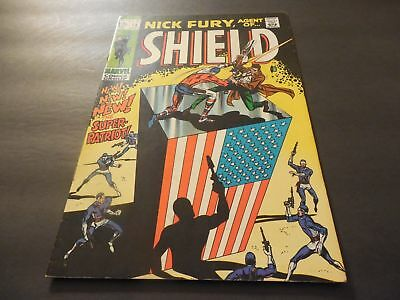 Nick Fury, Agent of SHIELD #13 July 1969 Silver Age Marvel Comics        ID:2101