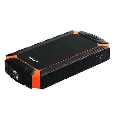 Sakura - 7500mAh Slim 400A Lithium Battety Portable Car Jump Starter SS5396