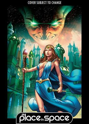Grimm Fairy Tales: Oz The Wizard #1A (Wk18)
