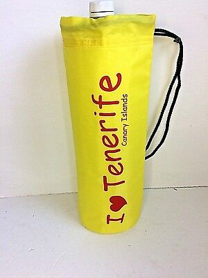 Tenerife Insulated Drinks  Cool Bag  Fits 2L & 1.5L Bottles