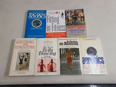 7 Running Health Fitness Aerobics Fitting In Runners Body Control Belly Dancing