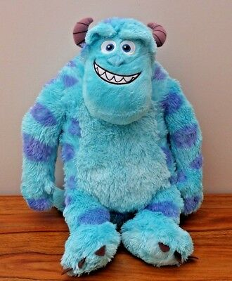 Large Monsters Inc Soft Toy Sully 21 Inch High