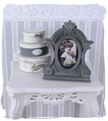 Antique Photo Frame Gründerzeit Era Style Picture Frame Vintage Frame Shabby