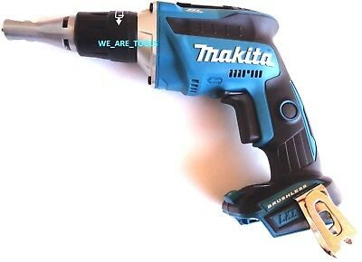 New Makita 18 Volt XSF03 Cordless Brushless Battery Drywall Drill Screwdriver
