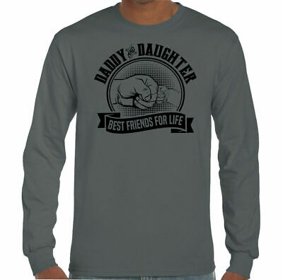 Daddy & Daughter Best Friends For Life Mens Funny Father's Day T-Shirt Dad Gift