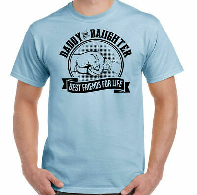 18299b7d2c Daddy & Daughter Best Friends For Life Mens Funny Father's Day T-Shirt Dad  Gift