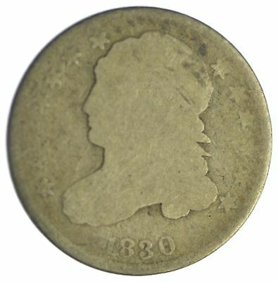 1830 Capped Bust Dime *XB49