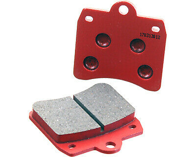 Brake Pad Set for Kelgate / MX w/ Third Pin Lug Go Kart Karting Race Racing