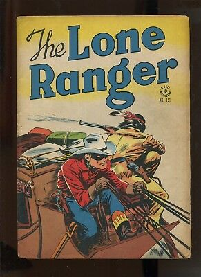 Dell Four Color #151 (2.0) The Lone Ranger
