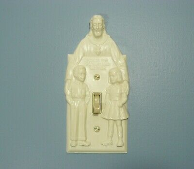 Turn On Jesus Light Switch Plate Cover – New – Atheist Novelty Joke