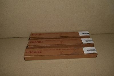 """^^ Trerice Industrial Thermometer Item # Bx9140307Bw 3.5"""" Alum - Lot Of 3-New"""