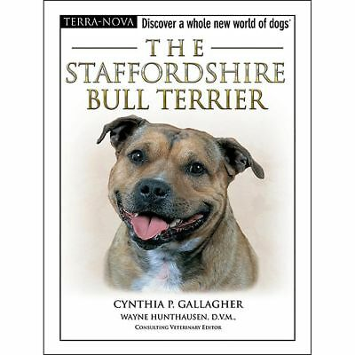 The Staffordshire Bull Terrier Book,  Staffordshire Bull Terriers by TFH Public