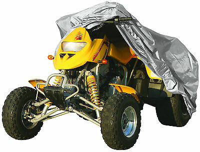 ATV Quad Bike COVER Water Resistant Dust PROTECTOR by Qtech - XL