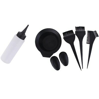 Hair Coloring Set Dyeing Tools For Salon And Home Use Bowl Brush A
